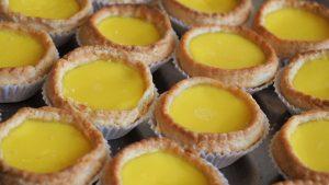 Best food in Ipoh, Malaysia sardine tarts