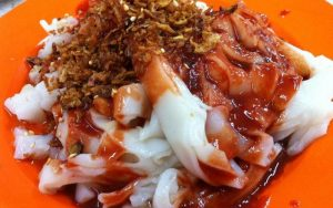 Best food in Ipoh, Chee Cheong Fun
