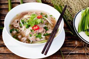 Asian food, Beef Pho