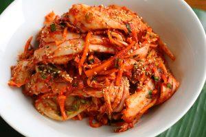 Asian food, Kimchi
