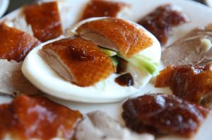 Asian food, Peking Duck