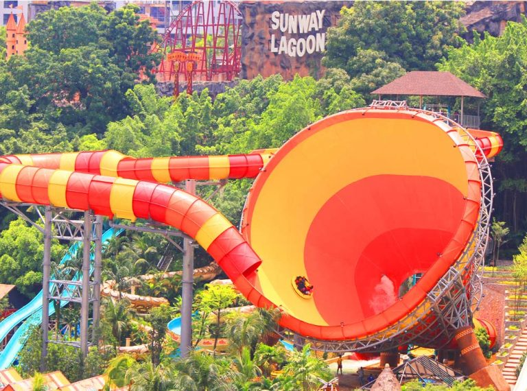 Vuvuzela, Sunway Lagoon Water Park