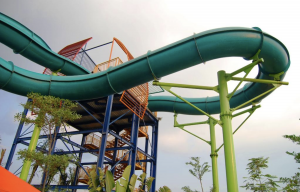 Tower Slide, The Jungle Water Adventure