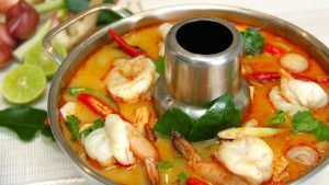 Asian food, Tom Yum Goong
