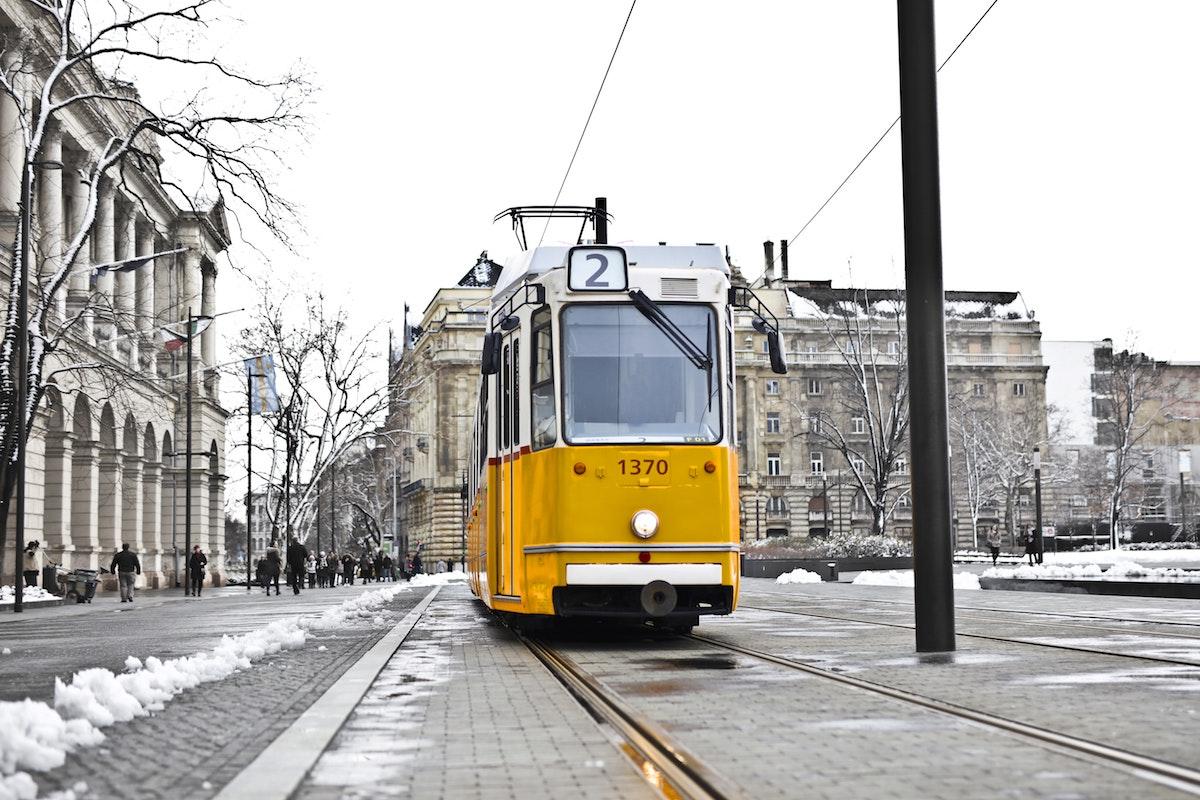 Consider Public Transport