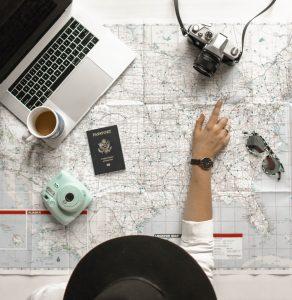 Adventure Map Planning