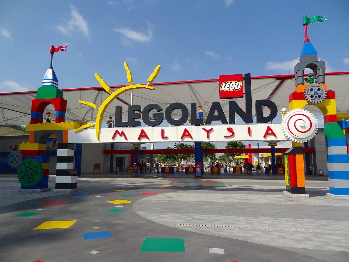 Legoland Malaysia for Malaysia holiday