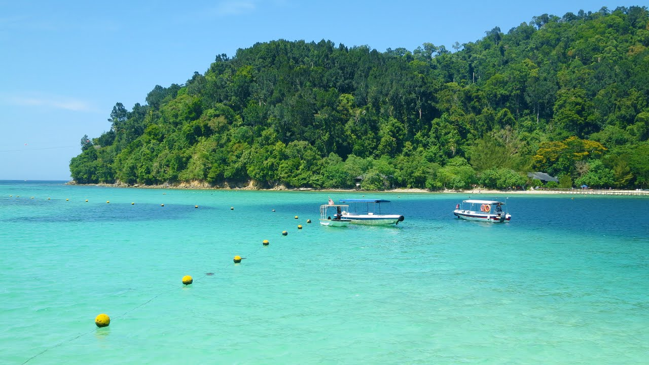 Sapi Island, Sabah for Malaysia holiday