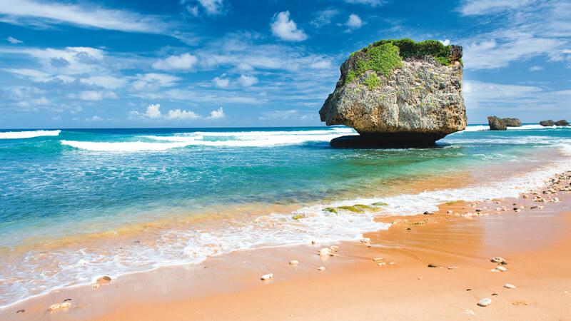 Bathsheba Beach, on the beach holidays