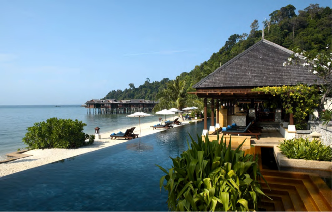 Malaysia holiday, Pangkor Island