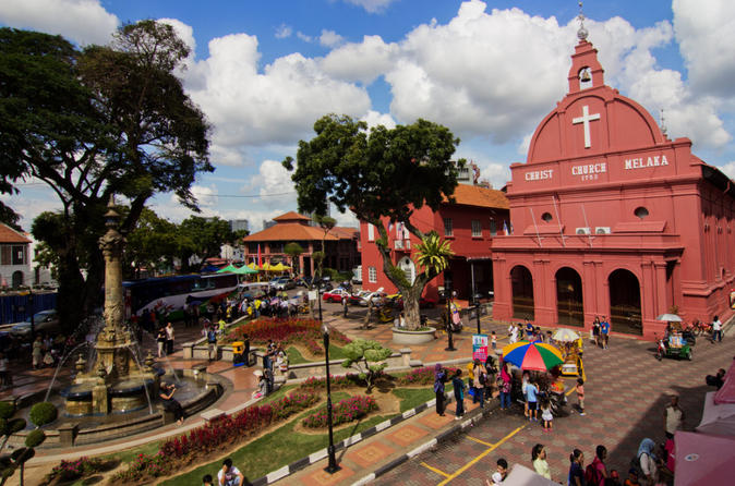 Malaysia holiday, Malacca city